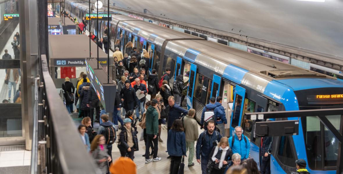 Tunnelbanestation