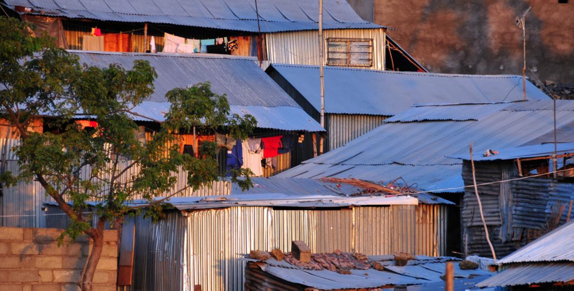 Slumområde