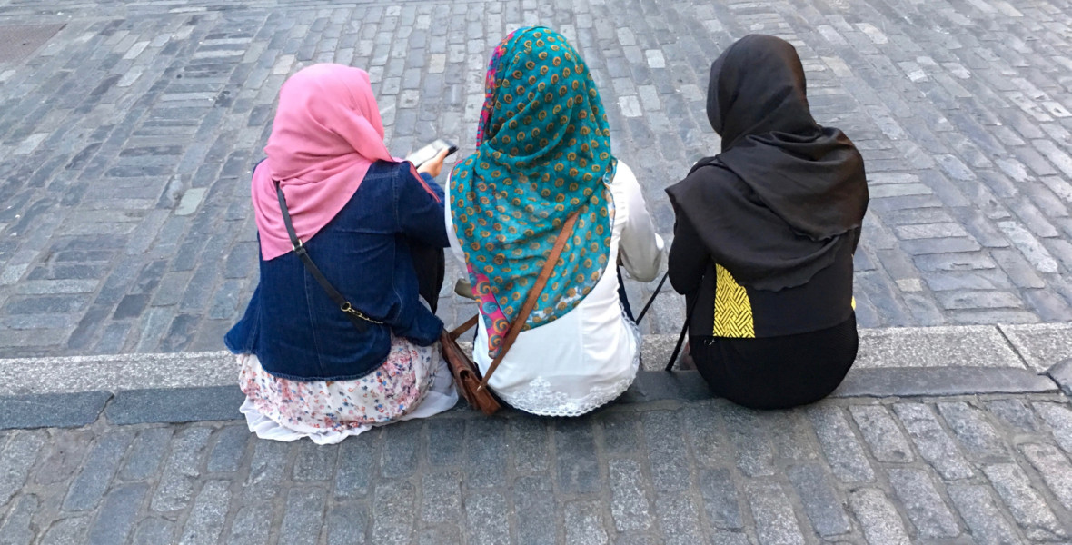 Flyktingkvinnor